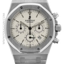 Audemars Piguet stainless steel Royal Oak Chronograph