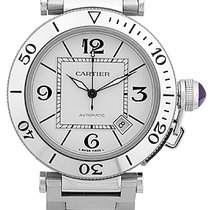 "Cartier ""Pasha Seatimer""."