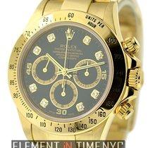 Rolex Daytona Zenith Movement Factory Diamond Dial Ref. 16528