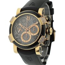 Romain Jerome Moon Dust Red Mood Chrono in Rose Gold with...