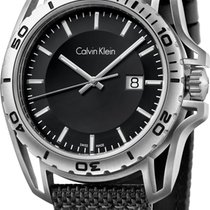 ck Calvin Klein Earth K5Y31TB1 Herrenarmbanduhr Sehr Sportlich