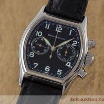 Girard Perregaux Richeville Chronograph Stahl Handaufzug Herren