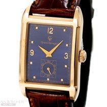 Girard Perregaux 1991 Jubilee Edition Ref-4961 18k Rose Gold...