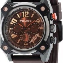 Police HELLCAT PL.14690JSB/12AP Herrenchronograph 2. Zeitzone