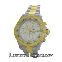 TAG Heuer Genuine Men's  Aquaracer CAF2120 Chronograph...