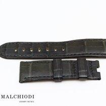 Panerai 22/20 new alligator strap Black/brown