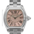 Cartier stainless steel lady Roadster