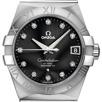 Omega Constellation Co-Axial Automatic 38mm 123.10.38.21.51.001