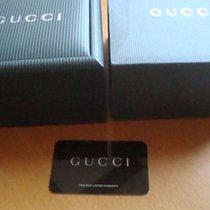 Gucci Box mit Certifikat + Umkarton