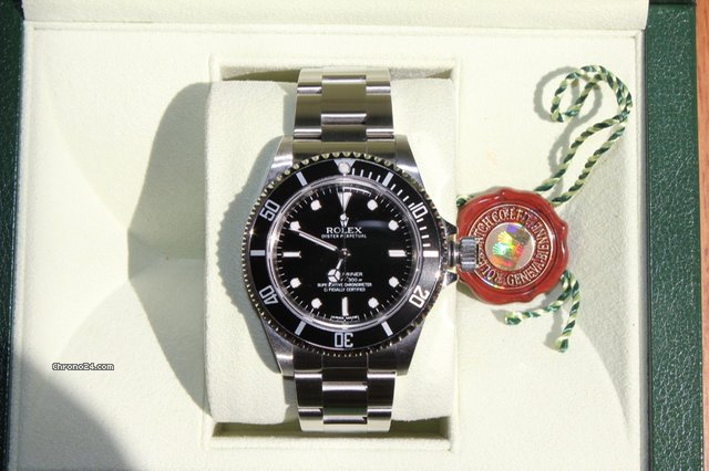 Rolex Submariner 14060 M LC100