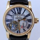 Roger Dubuis Hommage Marine Tourbillon Pink Gold Mother of...