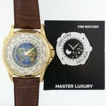 Patek Philippe 5131J Complication World Time Enamel Dial...