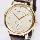 A. Lange & Söhne Lange & Söhne Saxonia Gold Uhr...