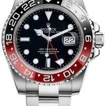 Rolex GMT-Master II Custom Ceramic Black/Red 116710