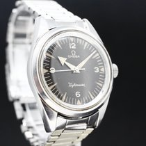 Omega Extremely rare Flightmaster 2914 Tropical Dial FAP