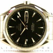Omega Seamaster Aqua Terra Annual Calendar Co-Axial in acciaio...
