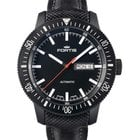 Fortis Cosmonautis Monolith 42mm Swiss Auto Watch With...