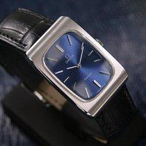 Omega Geneve Manual Wind 1970s Classic Dress Watch Rx368