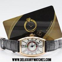 Franck Muller Vegas ref. 5850 Rose Gold Full Set Like New