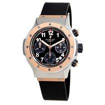 Hublot Super B Chronograph Automatic Black Dial Men's Watch