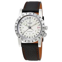 Glycine Airman No. 1 Silver Dial Automatic Men's Watch