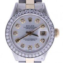 Rolex Datejust Automatic-self-wind Womens Watch 6916 (certifie...
