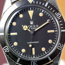 Rolex Submariner 6205, first Submariner series from 1954