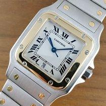 Cartier Santos 1566 Men´s Date Watch