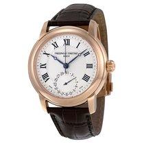 Frederique Constant Classic Silver Dial Mens Watch FC-710MC4H4
