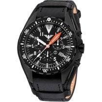KHS Uhren Herrenuhr MissionTimer 3   Ocean Chronograph...