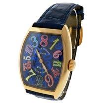 Franck Muller Frank Muller Pre-Owned Timepieces