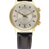Jaeger-LeCoultre 18K GOLD MEMOVOX SPEED BEAT AUTOMATIC ALARM