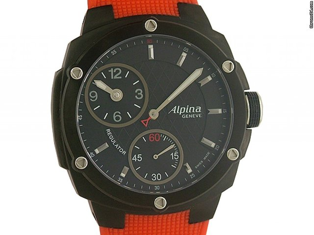 Alpina Avalanche Extreme Regulateur Handaufzug 48mm