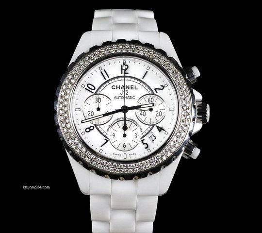 Chanel J12 Automatic Chronograph 41mm [ON HOLD]