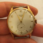 Longines 36 mm Manuale admiral Oro Gold very big