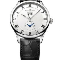 Maurice Lacroix Masterpiece Tradition Date GMT MP6707-SS001-112-1