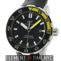 IWC Aquatimer Collection Aquatimer Automatic 2000 Stainless...
