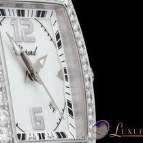 Chopard Two O Ten 18kt Weissgoldlünette mit Diamantbesatz | 38...
