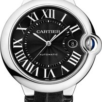Cartier Ballon Bleu 42mm Black Dial WSBB0003 T