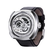 Sevenfriday Q-Series Automatic Q1/01  43,3x49,7  FSC and NFC