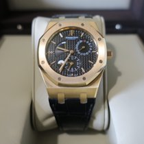 Audemars Piguet Royal Oak Dual Time Rose Gold