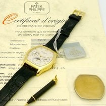 Patek Philippe EWIGER KALENDER - 18ct GOLD - NEW OLD STOCK