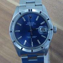 Rolex Date Stahl revisioniert
