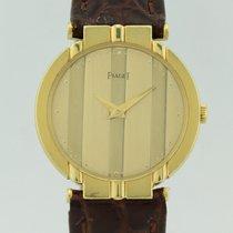 Piaget Polo Quartz 18K Gold Lady 8273