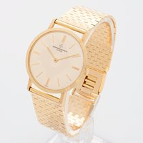 Vacheron Constantin Ultra thin vintage yellow gold with papers...