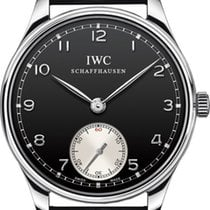 IWC — Portuguese Manual New With Tags 2017 - 2 years IWC...