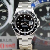 Rolex GMT Master II  Stahl Ref:16710T - Rolex Box