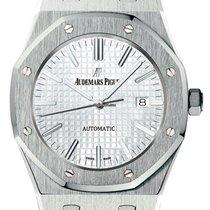 Audemars Piguet Royal Oak 41mm - steel - silver dial