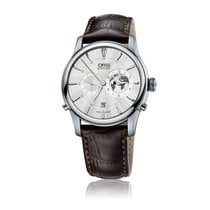 Oris Greenwich Mean Time Limited Edition NEU mit B+P