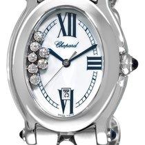 Chopard Happy Sport Oval 7 Happy Diamonds LC100 Full Set 36mm